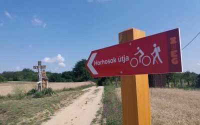 Zalaegerszeg, Horhosok útja – Túraútvonal
